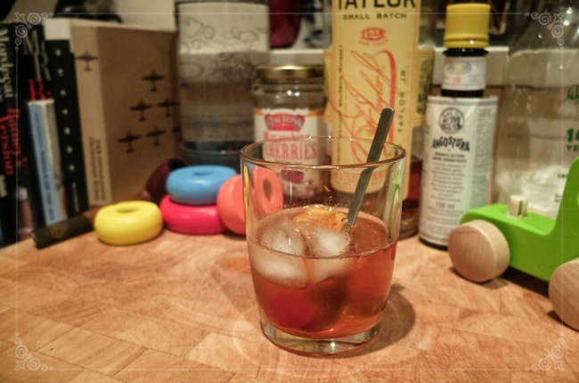Paternal Drunk - Post 11 - Coles Old-Fashioned - S
