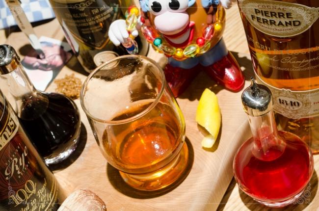Paternal Drunk - Post 10 - Sazerac - S