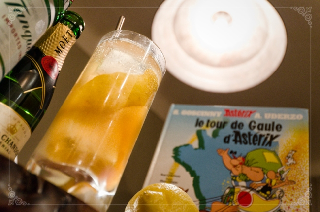 Paternal Drunk - Post 22 - French 75 - S