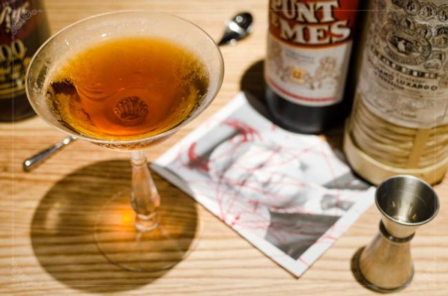 Paternal Drunk - Post 27 - Red Hook - S