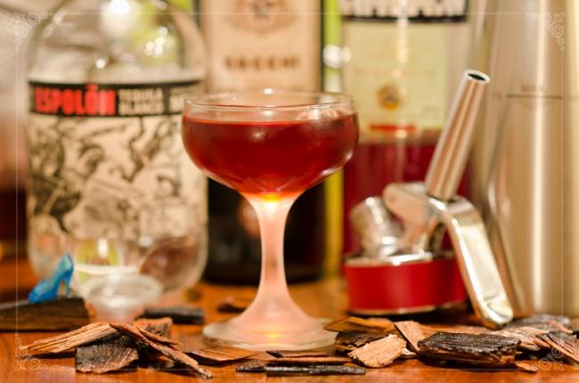 Paternal Drunk - Post 38 - Stiletta - Cocktail - S